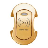 Quality Gold RFID Electronic Card Cabinet / Card Lock for Sauna Bathroom SPA Room wholesale
