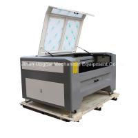 Quality Car Foot Pad Laser Cutting Machine Co2 Laser Machine UG-1390L wholesale