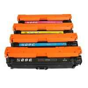 China Recycled HP 307A CE740A CE741A CE742A CE743A Color Toner Cartridges on sale