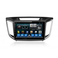 Quality Car GPS Unit Android System Double Din Radio With Navigation Touch Screen Ix25 Creta wholesale
