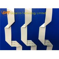 Quality Customized Pitch 0.5mm Flexible Ribbon Flat Cable With Bending UL Certificate wholesale