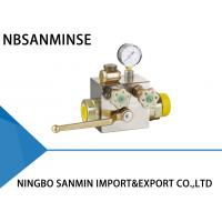 Quality AQF Small Hydraulic Solenoid Valve , High Safety Ball Valve For Accumulator wholesale