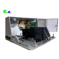Quality FTTH Optical Distribution Frame Hub Cabinet Multi Optical Terminal Box For Building wholesale