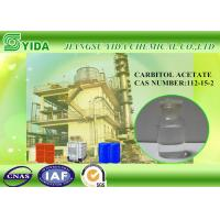 Buy cheap DCAC Dissolve Grease solvent diethylene Glycol Monoethyl Ether Acetate Cas No 112-15-2 product
