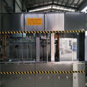 Quality OEM Ultrasonic Cleaning Machine , Intelligent Filter Die Castings Vacuum Drying Line Equipment wholesale