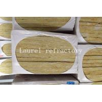 China Basalt Rockwool Board Refractory Insulation Size 1200 × 600 × 100MM on sale
