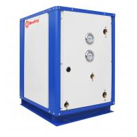 Quality Geothermal Water To Water Heat Pump , Commercial Hot Water Heater Pump For Pool Heating wholesale