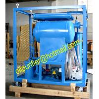 Quality Newly Single-stage Vacuum Transformer Oil Purifier,Insulation Oil Filtration Plant wholesale