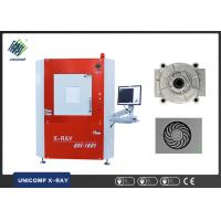 Buy cheap Ferrous SMT / EMS X Ray Machine For Not-Ferrous Casting Inclusion Detection from wholesalers