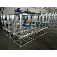 China Easy to install outdoor stage truss, 400*600mm lighting truss factory form Aoka Stage on sale