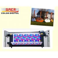 Buy cheap CE Large Format Printers For Sublimation Custom Banners,Flags Printing with two from wholesalers