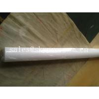 Quality Silicone rubber sheet for solar energy laminating machine maximum 3.8m wide wholesale