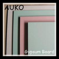 China High quality Moisture Resistant Gypsum Board/Plasterboard/Drywall with Partition and Ceiling on sale