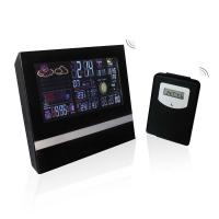 Quality Indoor and Outdoor Humidity Display Digital Thermometers HD-5305PC with Moon Phases wholesale