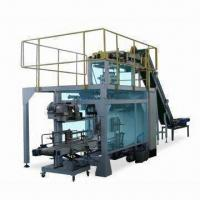 Quality Fully-automatic Bag Feeding/Sewing Packaging Machine, Comes in Single Silo Type wholesale
