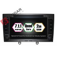 Cheap HMDI Output Double Din Dvd Car Stereo , Peugeot 408 / Peugeot 308 Dvd Player Built - In WIFI for sale