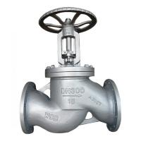 Quality Wcb globe valve,1.0619 material,bb,os&y,full port,flanged end,presure to  PN16 wholesale