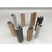 Buy cheap Anodized Aluminum Channel Profiles , Sandy Blasting Structural Aluminium from wholesalers