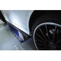 Quality Mercedes C63 AMG Carbon fiber Side Skirt Extension C63 AMG Styling AMG Parts wholesale