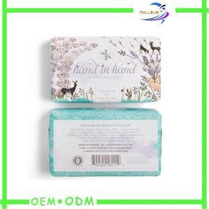 Quality Handmade  Cardboard Soap Packaging Box wholesale