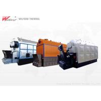 China Strong Adaptability Domestic Coal Fired Boilers No Failure Smooth Operation on sale