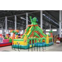 Quality pvc inflatable playhouse slide / inflatable slide on sale wholesale