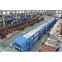 Quality Large Capacity Pu Sandwich Panel Line Max Panel Width 1000mm & Max Panel Thickness 150mm wholesale