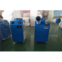 Quality 3500W Industrial Portable AC / R410a Temporary Commercial Ac Units Two Hose wholesale