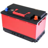 Quality LiFePO4 Charged Lithium Iron Phosphate Battery for Solar Car Audio RV Marine Off Grid Multi Function wholesale