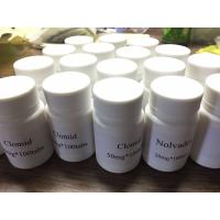 China Anti Estrogen Raw Steroid Powders Clomid Clomifene Citrate For Anti Cancer on sale