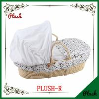 China Factory sale cheap price straw baby moses basket ,baby bassinet ,baby carry basket on sale