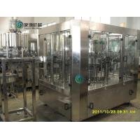 Quality CSD PET Bottle Carbonated Water Filling Machine Automatic Liquid Sealing Machine wholesale
