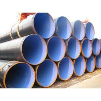Quality ASTM A53 / ASTM A36 Anti Corrosion Pipe For Petroleum , PE / FBE Anticorrosive Surface wholesale