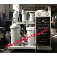 Quality Hot sale Purifier Aged Transformer Oil Regeneration System, Vacuum Dielectric Oil Refinery Machine electric control box wholesale