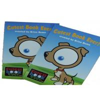 Quality 4 color Childrens Offset Book Printing  wholesale