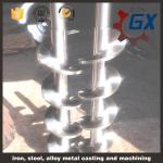 Quality Customized Φ 20-300 mm plastic extruder screw cylinder wholesale