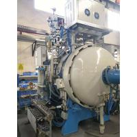Quality Extreme Vacuum 1.5Pa Heat Treating Furnaces And Equipment Cooling Period 480min wholesale