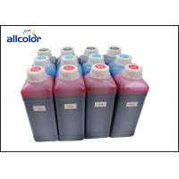 Quality CMYK And White HP Printer Pigment Based Ink / DTG Textile Ink / T Shirt Printing Ink wholesale