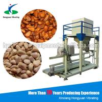 Quality rational automatic weighing packaging machine , pine nut bagging machine wholesale