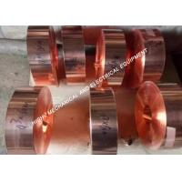 Quality BS C101 O Temper Copper Foil Strip With 18mm Width For Transformers Winding wholesale