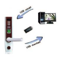 Buy cheap Fingerprint Access Control Lock with USB HF-LA501 from wholesalers