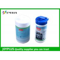 Quality All Purpose Cleaning Wet Wipes , Disposable Wet Wipes Customized Color wholesale