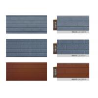 Quality Thermal Decorative Siding Faux Brick Exterior Wall Panels For Steel Structure wholesale