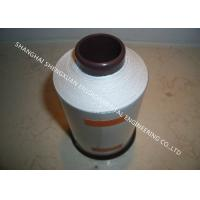 Low Shrinkage High Temperature Sewing Thread , No Corrosion 1250 D PTFE Sewing Thread