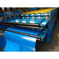 China Wear Resistance Pu Sandwich Panel Continuous Line Environmental Friendly on sale