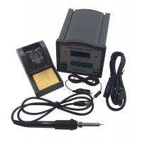 Quality Black Color Welder Soldering Station 90W Variable Temperature 200 Series Tips wholesale