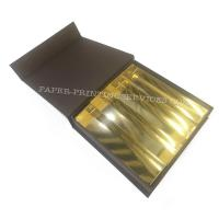 Custom Rigid Setup Box for Glass Bottles Cookies Chocolate Candies Cake Paper Gift Packaging Box