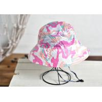 Quality Camouflage Printing Custom Personalized Hats Nylon Fabric Flat Top Curved Brim wholesale