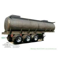 HCl Acid Tanker for Transport Hydrochloric Acid, Hydrochloride, Hydrogen Chlorate, Sodium Hydroxide, Acrylic Acetic Acid, 19m3-33m3 Steel Lined LLDPE