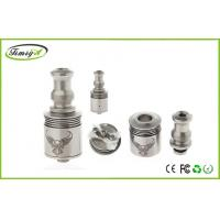 China ego thread Patriot Rda Stainless Steel Atomizer RoHS FCC , 800puffs Rebuildable Atomizer on sale